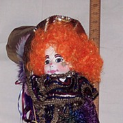 "Robin Woods 20""  Doll - ""Dazzle"" Convention Clown - Limited Edition"