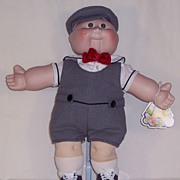 Cabbage Patch Kids - Porcelain - Timothy David