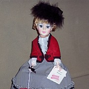 "SALE Madame Alexander Doll -  Monet- 21"" -  Portraits #2245"