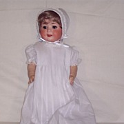 Ernst Heubach - German Bisque Doll � Early 1900�s
