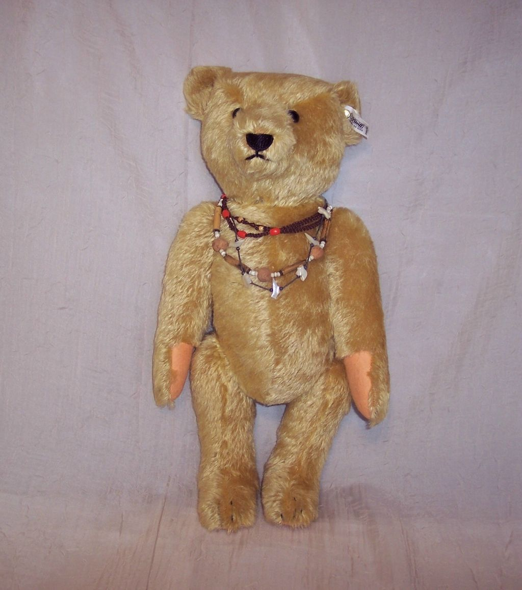 Steiff Teddy Bear – 100th Anniversary Year –Signed - LE