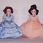 SALE Madame Alexander - First Ladies - Series II - Six Dolls