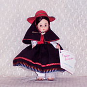 Madame Alexander - International Doll - Peru # 556
