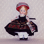 SALE Madame Alexander - Finland #767 - Bent Knee