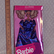 Barbie Dolls - Evening Sensation - J C Penney's Limited Edition