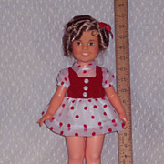 Shirley Temple by Ideal Toys for Montgomery Wards.