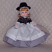 Madame Alexander - International Doll - Great Britain - #558