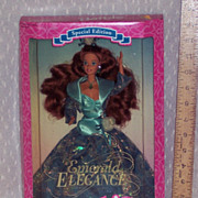Barbie Dolls - Emerald Elegance - Special Edition - 12322