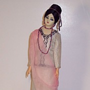 Lovely Doll from India -  12 in.