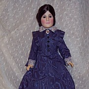 Effanbee Doll - Susan B Anthony Commemorative Doll with Coin