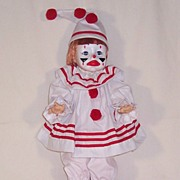 Effanbee Dolls - Clown Girl by Faith Wicks