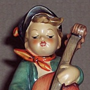 "SALE Hummel Figurine - ""Sweet Music"" # 186, TM3"