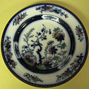 Copeland Indian Tree Blue Plate