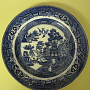 Blue Willow Bread and Butter Plate