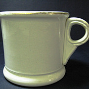D. E. McNicol Shaving Mug