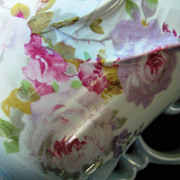 Hand Painted Nippon Shaving Mug
