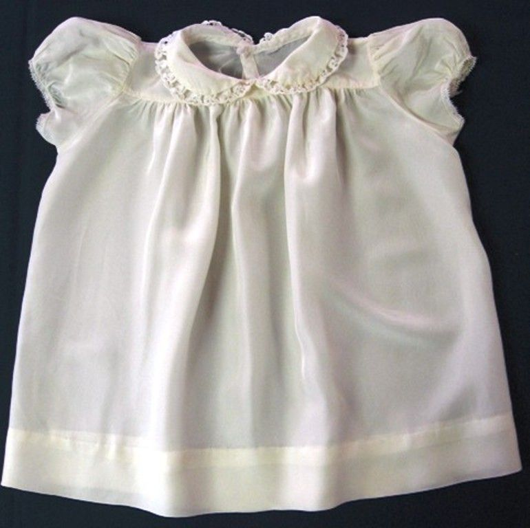 Infant Baby Girls White Dress