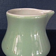 Hall Restaurant Ware Creamer Syrup Pitcher