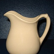 Wallace China Restaurant Ware Pitcher Jug