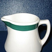 Walker Restaurant Ware Creamer Syrup Pitcher