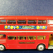 Die Cast Corgi London Outspan Transport Double Decker Bus