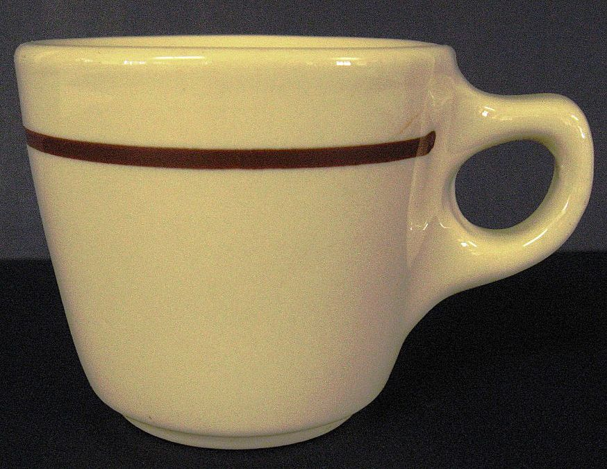 Buffalo China Restaurant Ware Coffee Cup