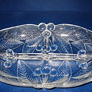 SALE Mikasa Bountiful Divided Relish Dish