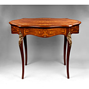 Louis XV Style Center Table, Attributed to R. J. Horner