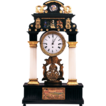 1820 Austrian Portico Mantel Clock