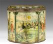 Huntley & Palmers, Hunting Biscuit Tin, 1894  1895