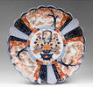 Large Japanese Imari Edo Period Wall Charger