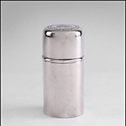 Tiffany Sterling Silver Bottle Holder