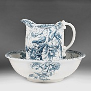 Doulton Burslem Washbowl & Pitcher or Jug