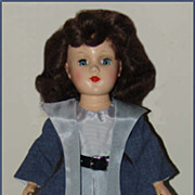 "Vintage Mary Hoyer Doll Outfit ""Polly Prim"" MINT Condition."