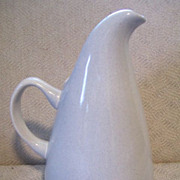 REDUCED Russel Wright American Modern Pitcher - Grey Color