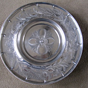 Gailstyn Floral Aluminum Lazy Susan