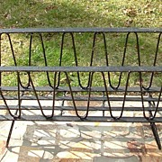 Wrought Iron Garden Planter(s)