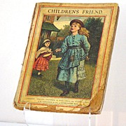 Children's Friend Book London: Seeley Jackson & Halliday 1881