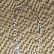 1950's Rhinestone Necklace Simply Elegant