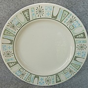 "Taylor - Smith & Taylor China "" Cathay "" Pattern B&B Plate"