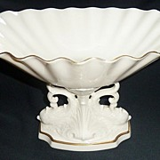 "Vintage Lenox "" Aquarius "" Pattern Center Bowl"