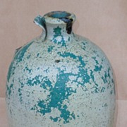 Antique North Carolina Pottery Whiskey Jug