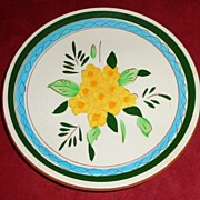 Stangl  Pottery - Country Garden - Bread & Butter Plate