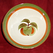 Stangl Pottery - Orchard Song - Cereal Coupe Bowl