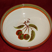 Stangl Pottery - Orchard Song - Vegetable Bowl