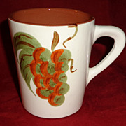 Stangl Pottery - Orchard Song - Coffee/Tea Mug