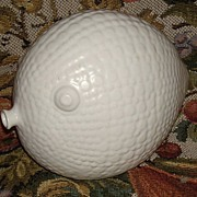 Vintage Johnathan Adler Pottery Blow Fish