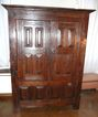 Early 17th century - French Brittany armoire