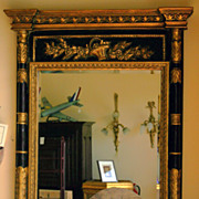 French Empire style mirror