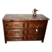 17th century: Rare Louis XIV period chest of drawers